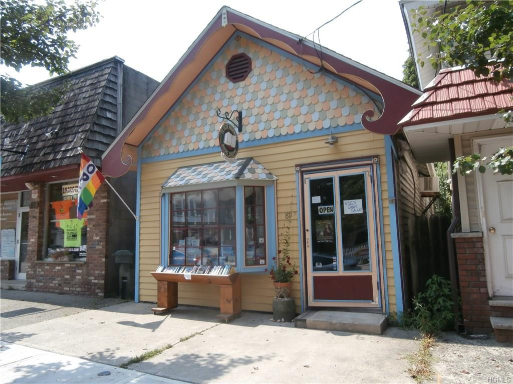 Commercial Rental located in Greenwood Lake main business area