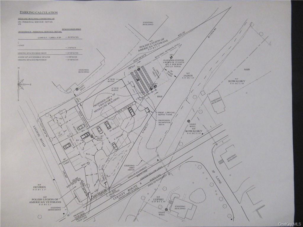 Approved Commercial Lot